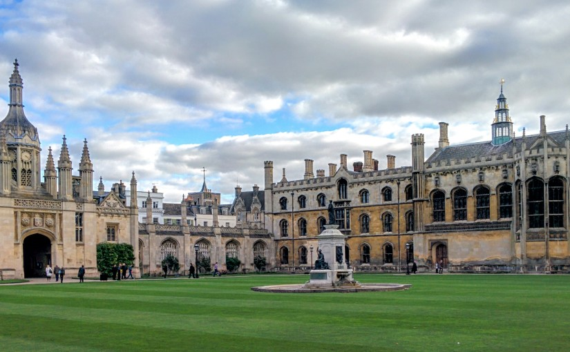 Cambridge: a History and Tradition filled College Town