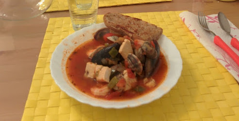 Homemade Cioppino!