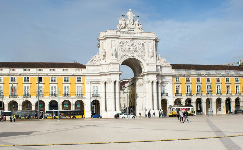 Lisbon: The Other SF