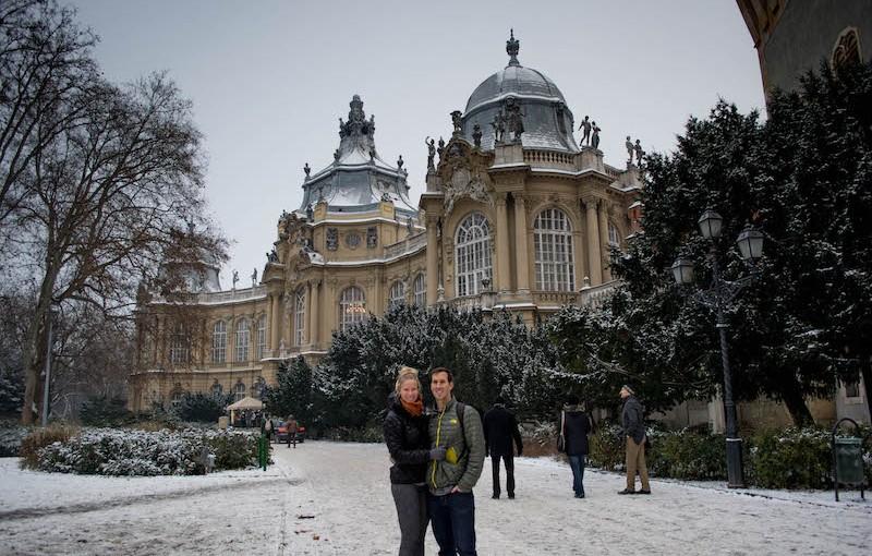 Budapest – Land of the Trendy Grunge