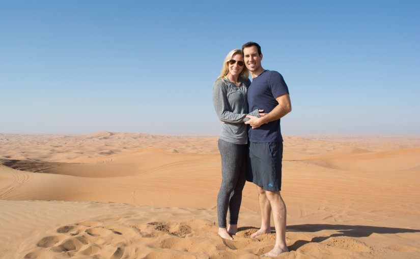 Dubai – Sand, Architecture & Glamour