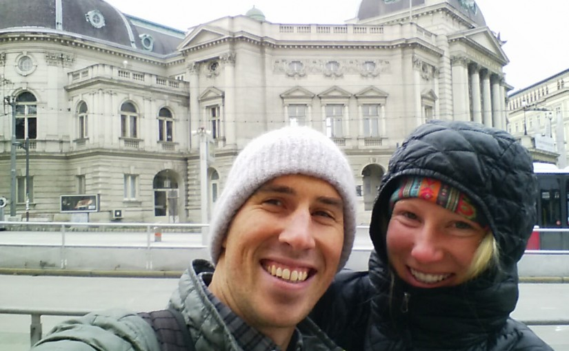 Austria – Snowy and Cold!