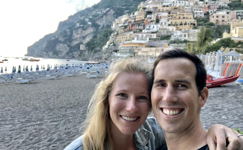 Babymoon in Italy