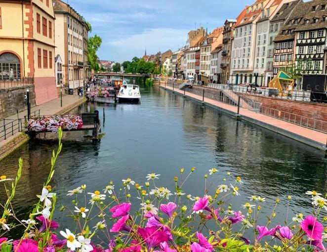 Amanda & Ryker go to Strasbourg!