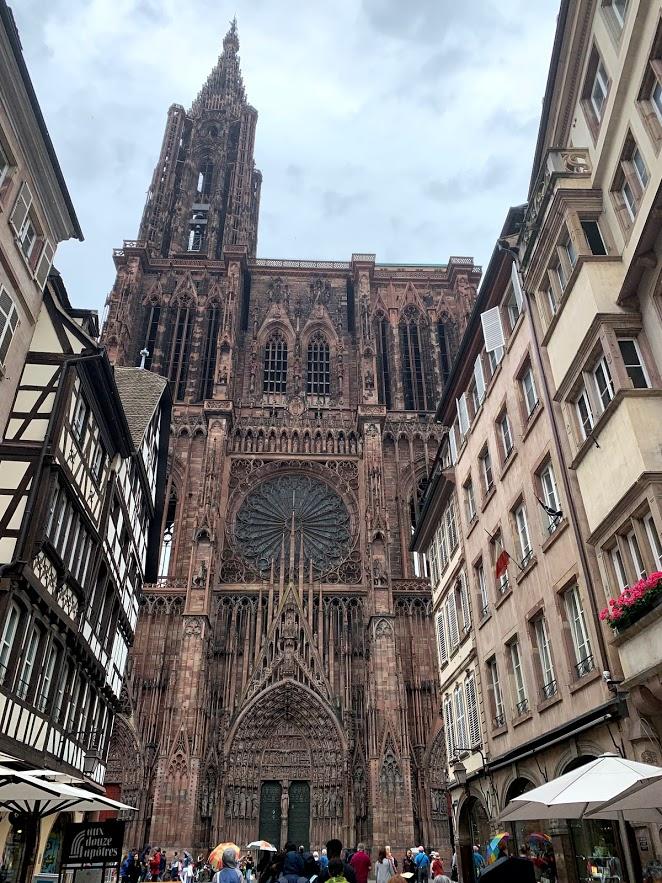 Cathédrale Notre Dame de Strasbourg!